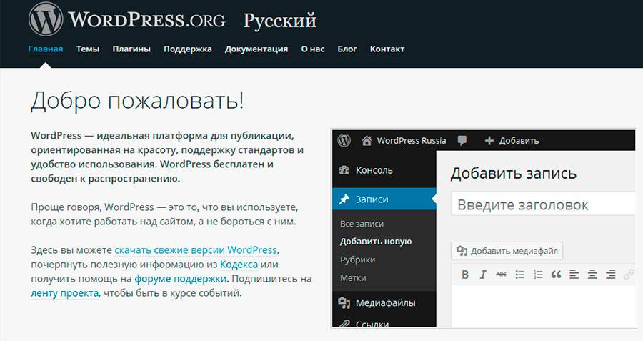 Выбор хостинга в зоне ру сайт севастопольской сети